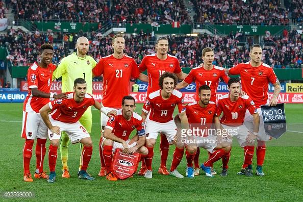 team photo for Austri