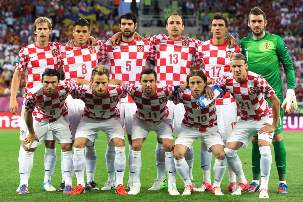 team photo for Kroaci