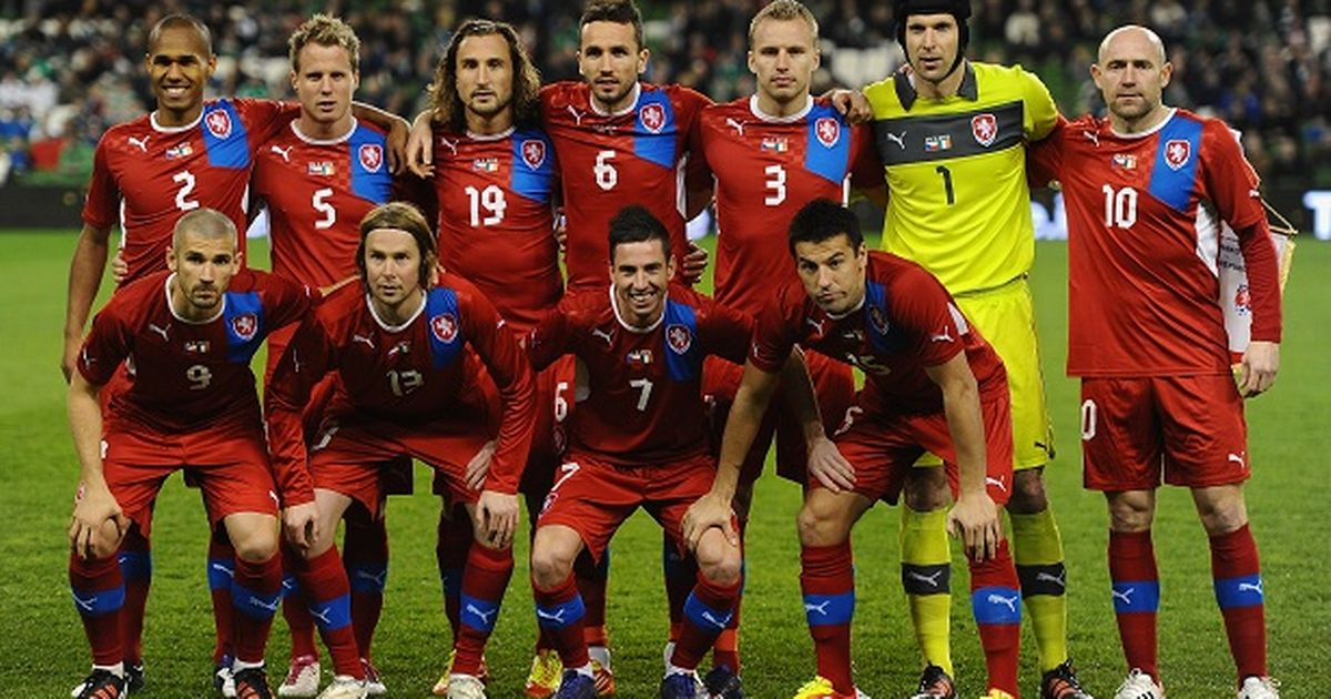 team photo for Çekia