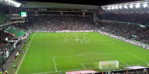 Stade Guichard, Saint-Etienne