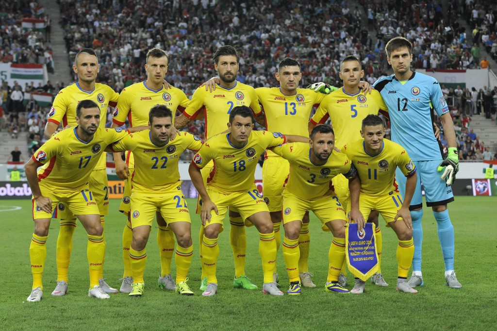 team photo for Rumani