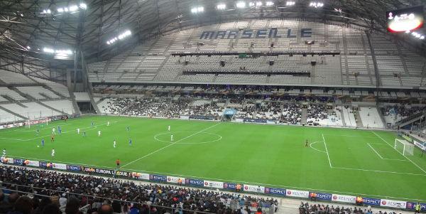 Stade Velodrome, Marseile