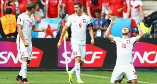 Poloni 1-1 Zvicer, (5-4 me penallti) Euro2016