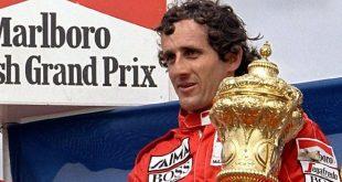 ish-kampionin i botes ne F1 - francezi, Alain Prost