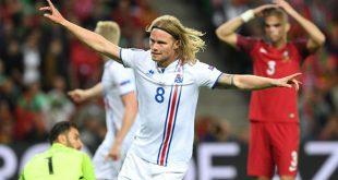 Portugali 1 - 1 Islandë, Euro 2016