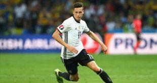 Julian Draxler - mesfushori Gjermanise & Wolfsburgut