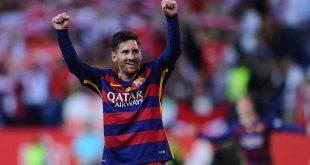 Lionel Messi - nga neshja Barcelona v Sevilla - finalja e Kupes se Spanjes