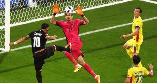 Shqiperi 1 - 0 Rumani : Goli Armando Sadikut