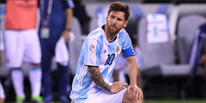 Lionel Messi tërhiqet nga Kombëtarja, pas një tjetër disfate në finalen e Copa America